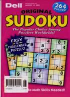 Original Sudoku Magazine Issue 15/08/2021