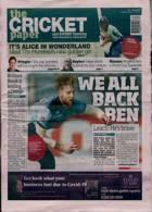 Cricket Paper Magazine Issue 30