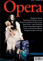 Opera Magazine Issue OCT 21