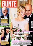 Bunte Illustrierte Magazine Issue 31