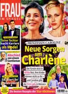 Frau Im Spiegel Weekly Magazine Issue 31