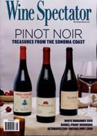 Wine Spectator Magazine Issue SEP 30