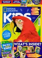 National Geographic Kids Magazine Issue OCT 21