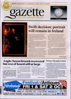 Antique Trades Gazette Magazine Issue 25/09/2021