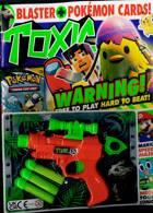 Toxic Magazine Issue NO 356