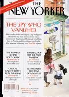 New Yorker Magazine Issue 20/09/2021