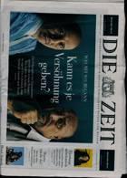 Die Zeit Magazine Issue NO 36