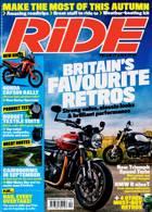 Ride Magazine Issue OCT 21