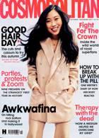 Cosmopolitan Magazine Issue OCT-NOV