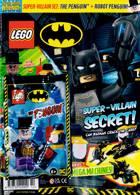 Lego Superhero Legends Magazine Issue BATMAN 17