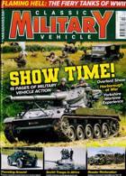 Classic Military Vehicle Magazine Issue OCT 21