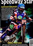 Speedway Star Magazine Issue 18/09/2021