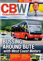 Coach And Bus Week Magazine Issue NO 1491