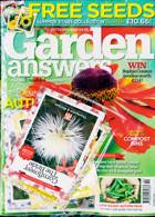 Garden Answers Magazine Issue OCT 21