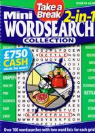 Tab Mini 2 In 1 Wordsearch Magazine Issue NO 43