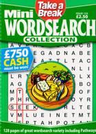 Tab Mini Wordsearch Coll Magazine Issue NO 133