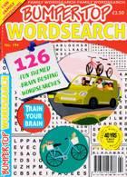 Bumper Top Wordsearch Magazine Issue NO 194