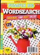 Bumper Big Wordsearch Magazine Issue NO 235