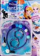 Frozen Funtime Magazine Issue NO 27