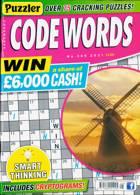 Puzzler Codewords Magazine Issue NO 305