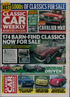 Classic Car Weekly Magazine Issue 15/09/2021