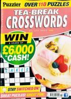 Puzzler Tea Break Crosswords Magazine Issue NO 311