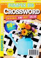 Bumper Big Crossword Magazine Issue NO 149