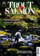 Trout & Salmon Magazine Issue OCT 21
