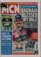 Motorcycle News Magazine Issue 15/09/2021