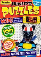Puzzler Q Junior Puzzles Magazine Issue NO 273