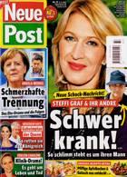 Neue Post Magazine Issue NO 37
