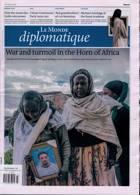 Le Monde Diplomatique English Magazine Issue NO 2107