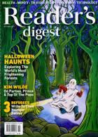 Readers Digest Magazine Issue OCT 21