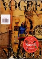 Vogue Italian Magazine Issue NO 851