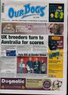 Our Dogs Magazine Issue 15/10/2021