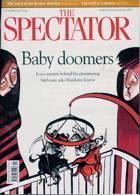 Spectator Magazine Issue 16/10/2021