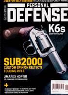 Guns & Ammo (Usa) Magazine Issue PERS DEFEN