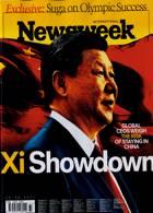Newsweek Magazine Issue 20/08/2021