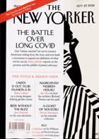 New Yorker Magazine Issue 27/09/2021