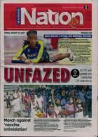 Barbados Nation Magazine Issue 12/08/2021