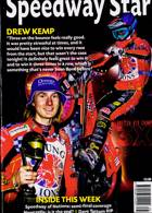 Speedway Star Magazine Issue 25/09/2021
