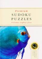 Premium Sudoku Puzzles Magazine Issue NO 85