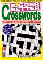 Bigger Better Crosswords Magazine Issue NO 10