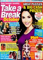 Take A Break Monthly Magazine Issue OCT 21