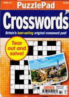 Puzzlelife Ppad Crossword Magazine Issue NO 64
