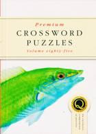 Premium Crossword Puzzles Magazine Issue NO 85