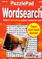 Puzzlelife Ppad Wordsearch Magazine Issue NO 68