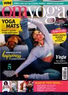 Om Yoga Lifestyle Magazine Issue OCT 21