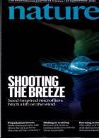 Nature Magazine Issue 23/09/2021