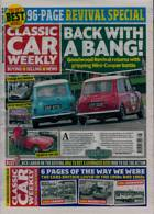 Classic Car Weekly Magazine Issue 22/09/2021